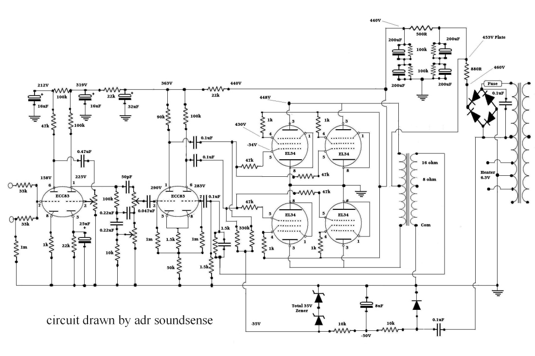 Vintage Schematics on